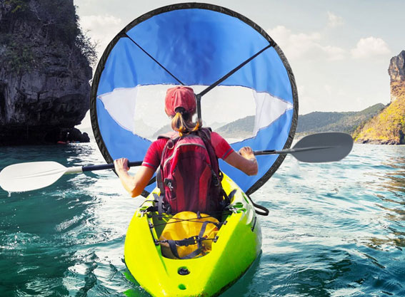Mexidi — the best new sail kit for inflatable kayak (canoe, boat) review