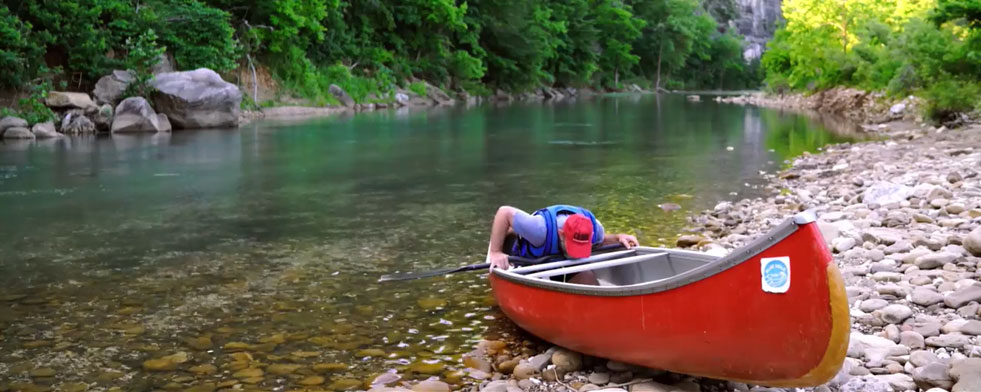 Canoeing: How Not to Turn Over