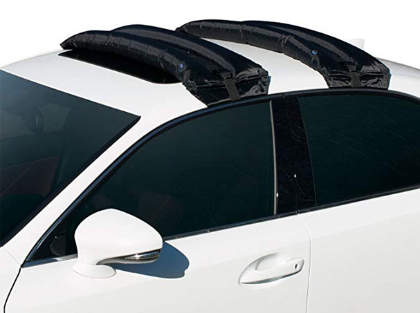 Universal Car Roof Rack (for most cars and SUV) + Hand Pump review