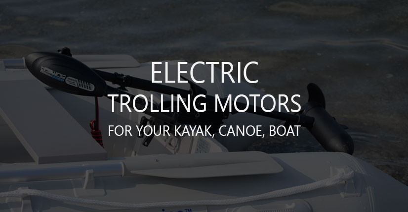 best-boat-kayak-canoe-electric-trolling-motors
