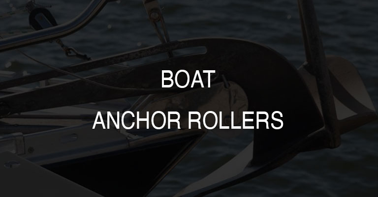 Anchor Bow Rollers for Boats