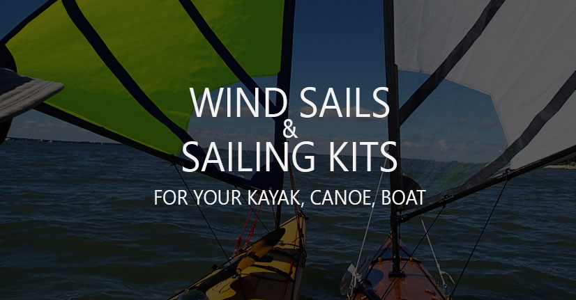 best-canoe-kayak-wind-sailing-kit
