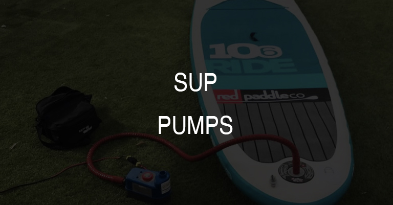 Electric Paddle Board SUP Pumps