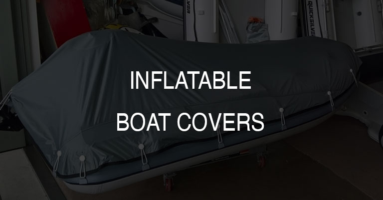 Inflatable Boat/Dinghy/Raft Covers