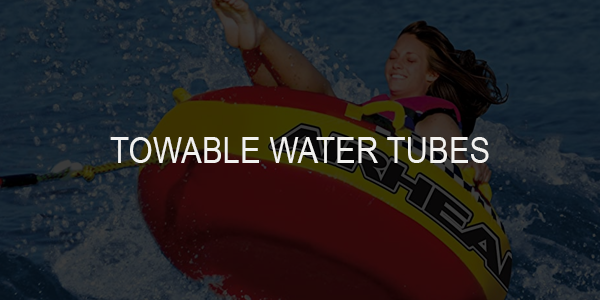 Best Inflatable Towable Water Tubes for Pontoon Boat or Jet Ski