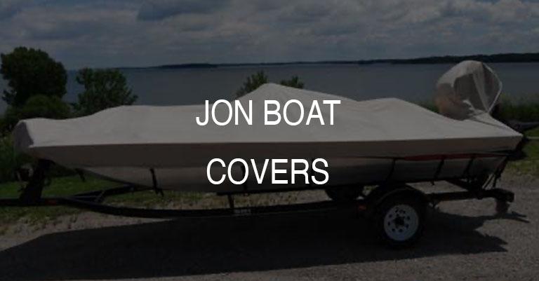 10-18ft Jon Boat Covers
