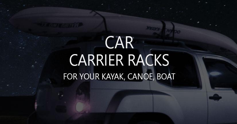 Paddleboard/Canoe/Kayak Carrier Racks for Track, Car, SUV