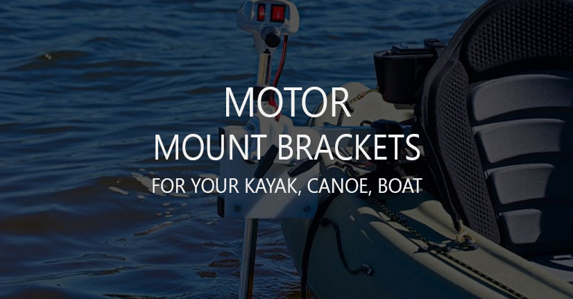 best-kayak-canoe-trolling-outboard-side-motor-mount-bracket