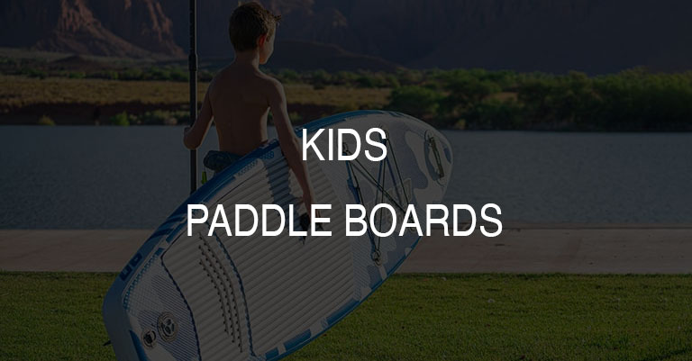 How to make practicing paddleboarding fun for the kids