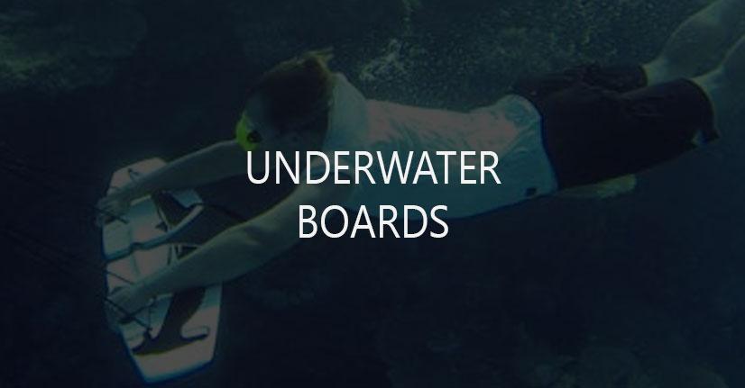 Subwing Underwater Towable Boards