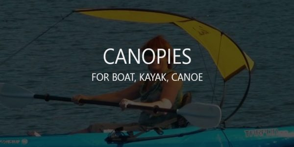 Best Sun Shade (Awning, Canopy, Tent) for Kayak, Canoe