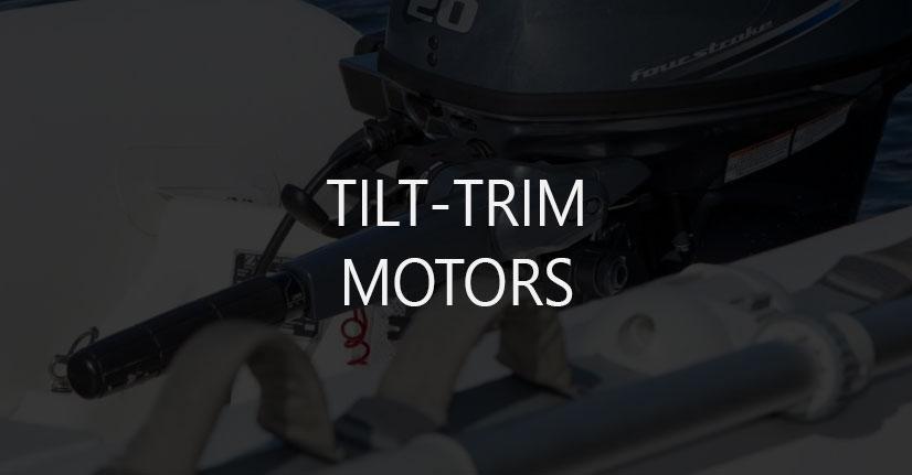 Electrical Power Tilt Trim Motors