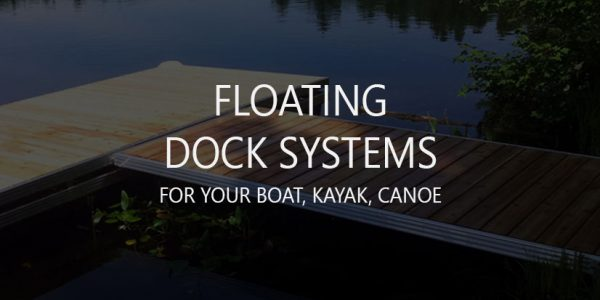 4 Best Floating Dock Systems