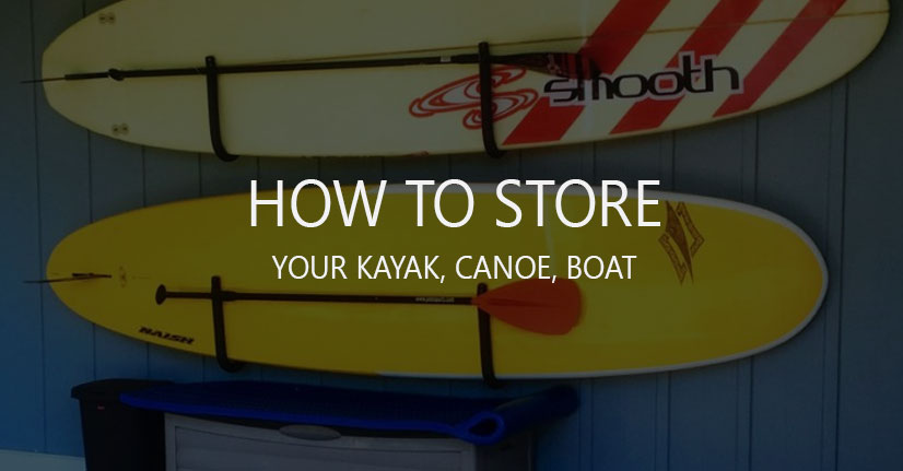 how-to-store-kayak-canoe-outdoors