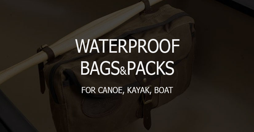 Bow/Thwart Bags and Seat Packs