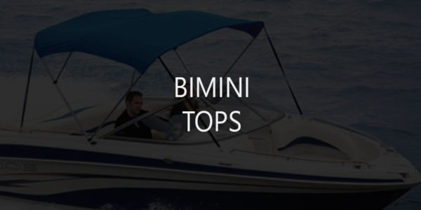 Best Custom Bimini Tops (Canopies) for Pontoon Boat, Rigid or Inflatable Boat