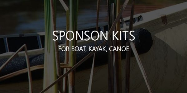 2 Best Boat/Canoe Sponson Kits