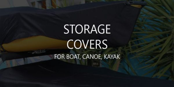 Best Covers for Boat, Canoe, Kayak, SUP