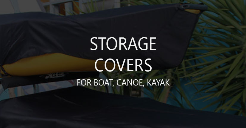 Covers for Boat, Canoe, Kayak, SUP