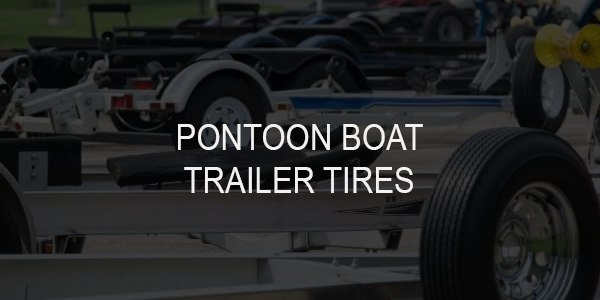 Pontoon Boat Trailer Tires