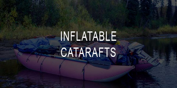 Inflatable Catarafts, Pontoon Boats, Fishing Float Tubes