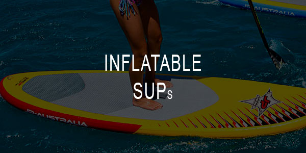 Inflatable Paddle Boards (iSUPs)