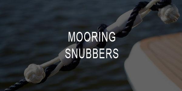 Boat Dock/Mooring Line Snubbers (Compensators)