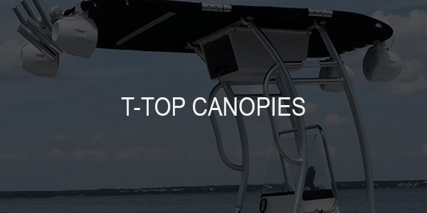 Best T-TOP Canopies for Center Console Boat