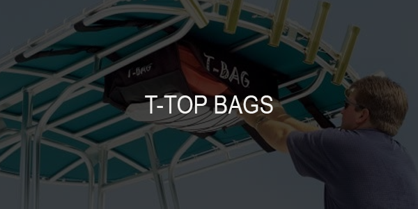 Best Boat Storage Bags for T-Top, Bimini Top and Pontoon Top