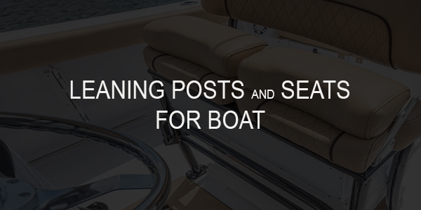 8 Best Leaning Posts or Seats