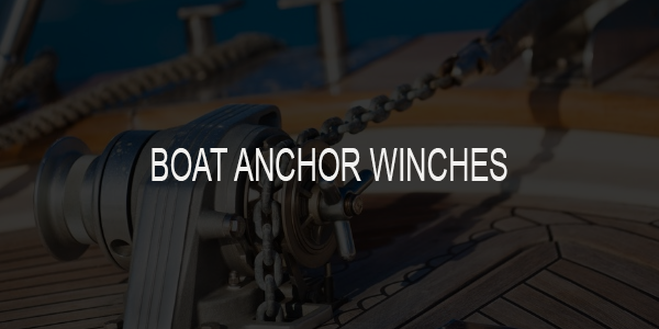Boat Anchor Winch